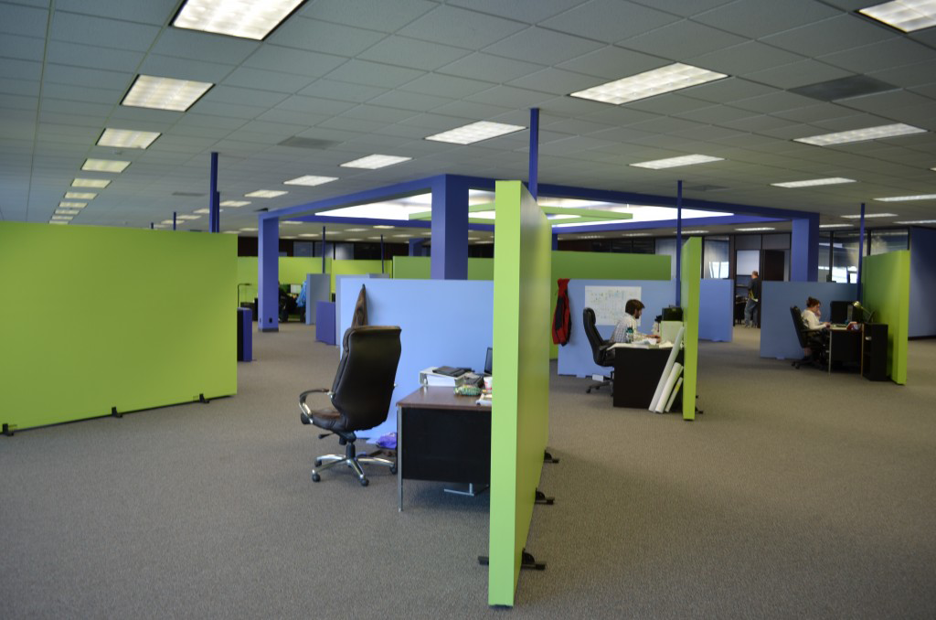 Open-Work-Environment