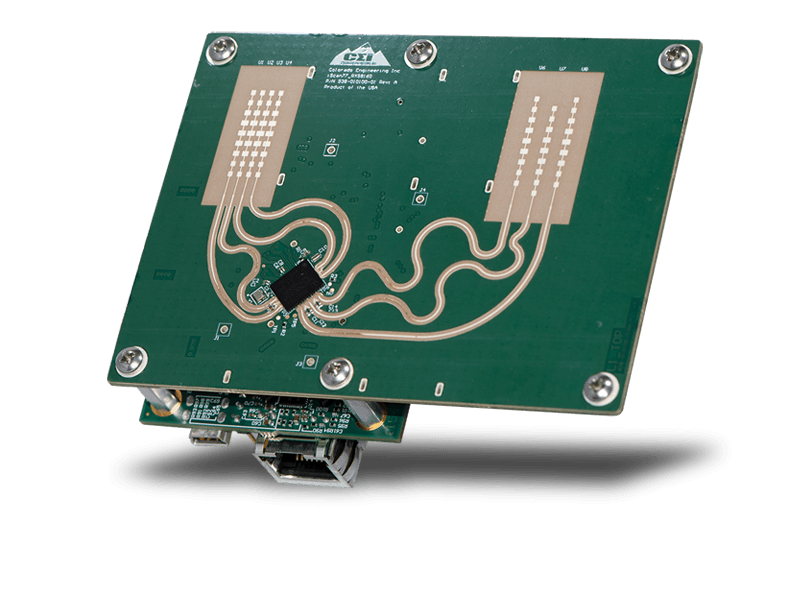 iScan Phantom – 77 GHz Modular Automotive Radar Development Kit