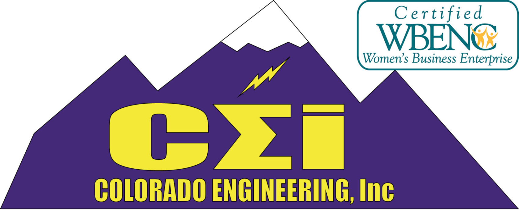 CEI logo with WBENC