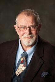 Dr James Crowder