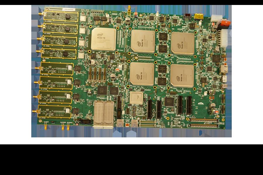 Peregrine II - Software Defined Digital Receiver / Exciter (SD-DREX)
