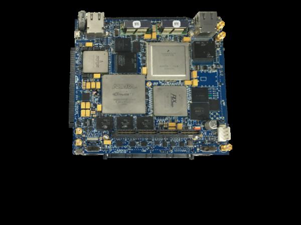 3DR Crestone - Altera Stratix V FPGA Freescale T4240 Processor