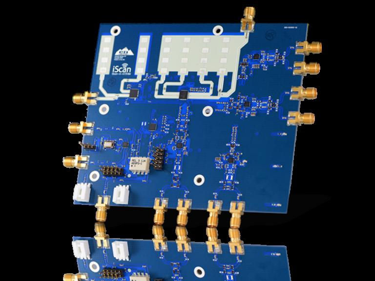 iScan Omega - Infineon 24 GHz Radar