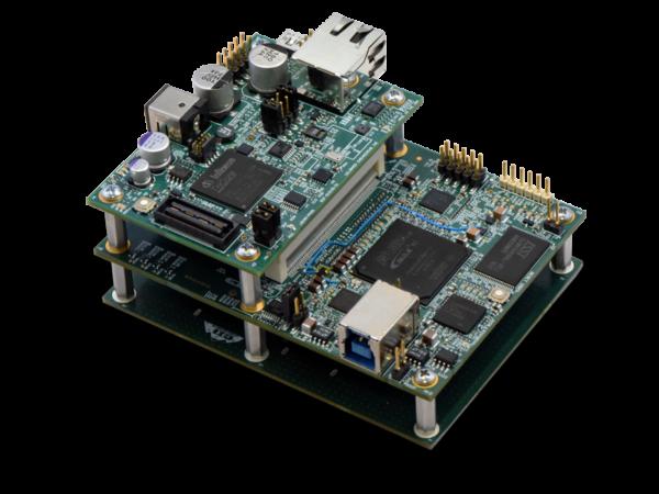 iScan Phantom - 77 GHz Modular Automotive Radar Development Kit with Turbo 1 FPGA Expansion