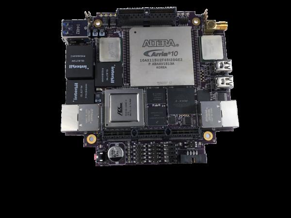 Ace - PCIE Processor Card